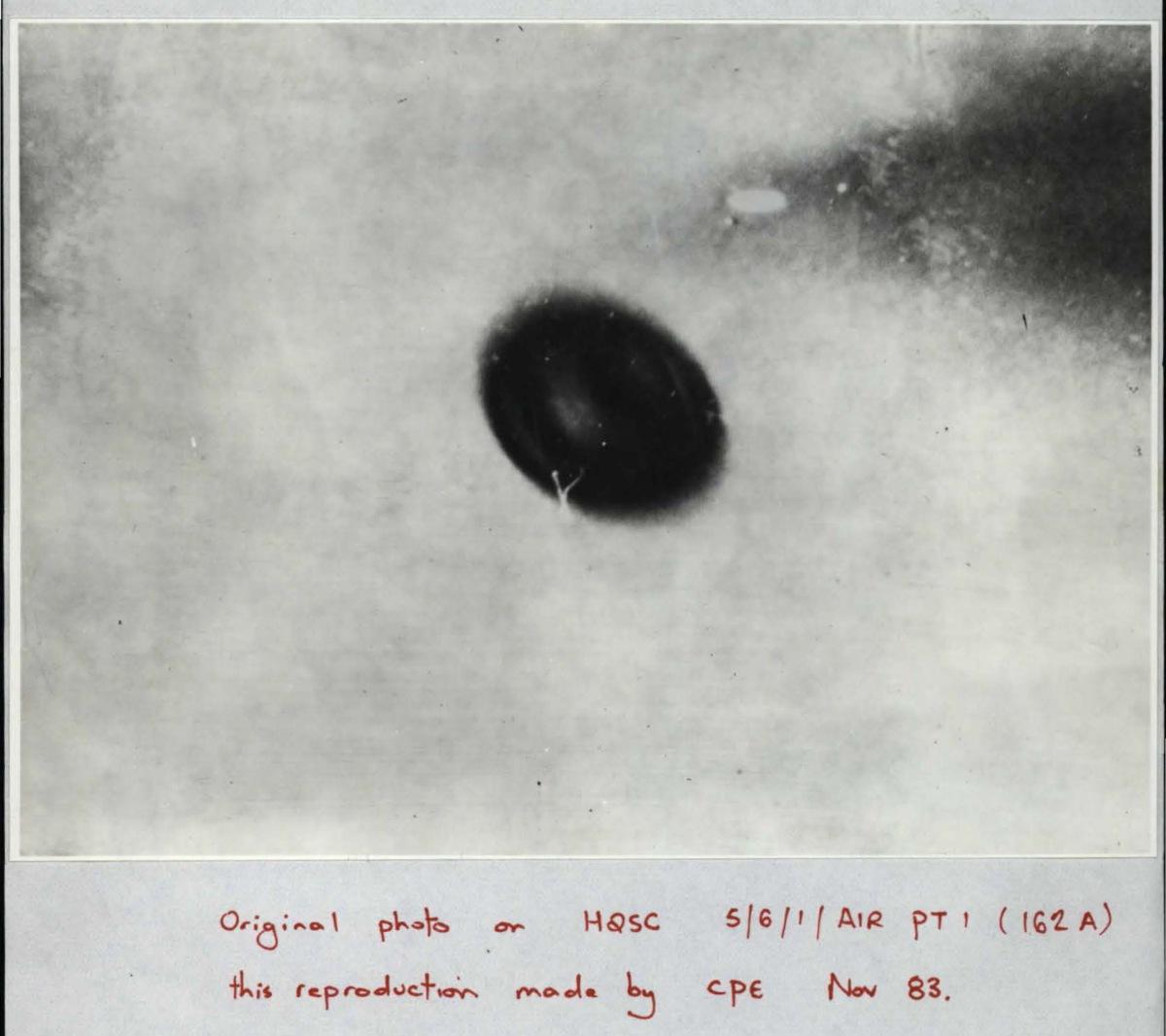 1983 Bendigo UFOWave