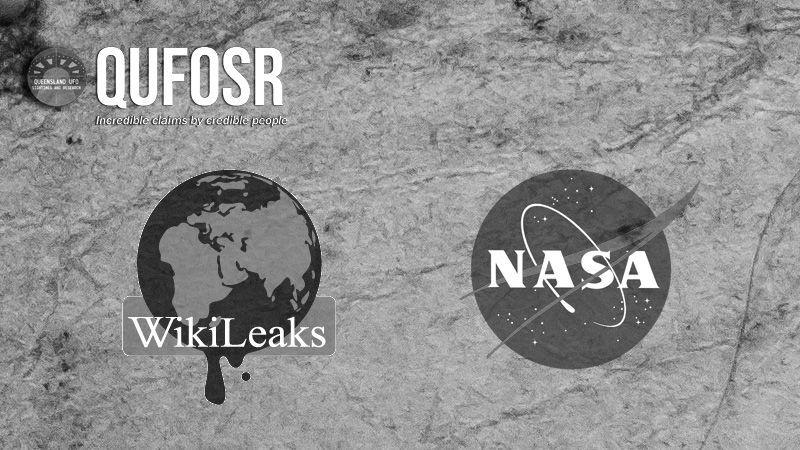 New WikiLeaks release contains email sent to Podesta with NASA UFO footage