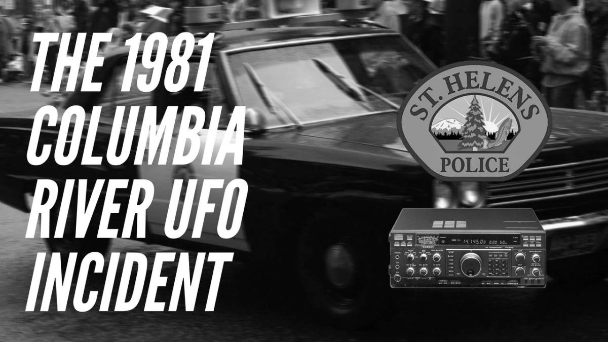 1981 Columbia River UFO Incident